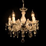 42cm high chandelier for weeding or event