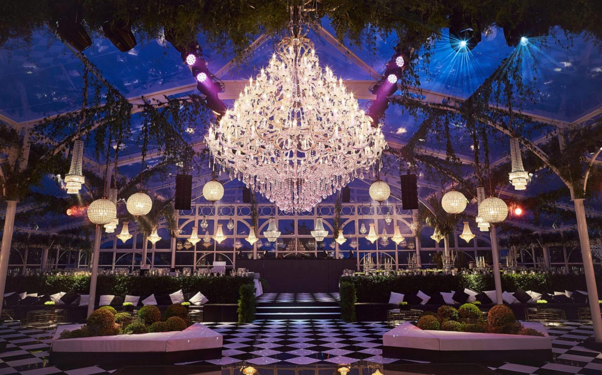 The House Of Chandeliers