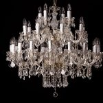 maria chandelier for hire and rental