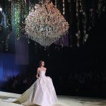 fashion show with the house of chandeliers