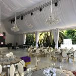 wedding chandeliers for hire